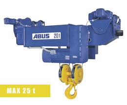 ABUS электроталь типа U